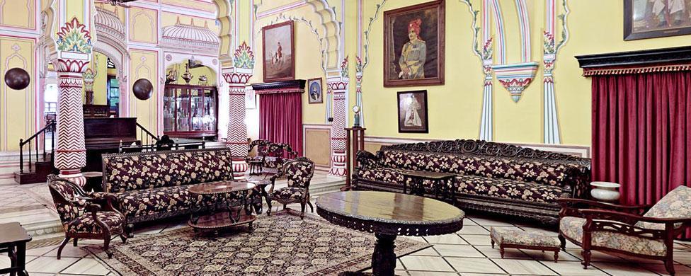 Hotel Narain Niwas Palace, Jaipur
