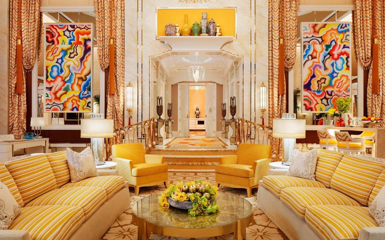 Inside Macaus Wynn Palace In Pictures