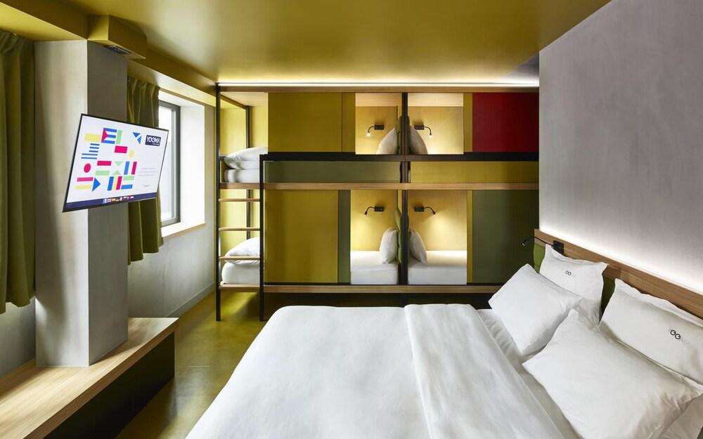 YOOMA Urban Lodge Hotel Review Paris France Telegraph