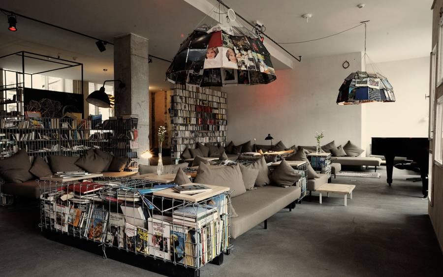The best budget hotels in Berlin   Telegraph Travel Michelberger Hotel  Berlin