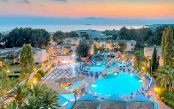 Aquis Sandy Beach Resort Hotel Review, Corfu, Greece | Travel