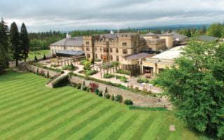 Slaley Hall in Hexham, Northumberland