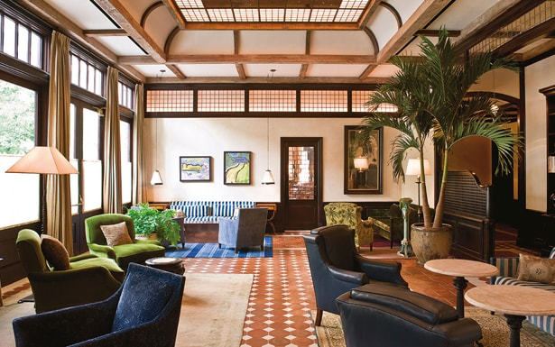 The Greenwich Hotel Review New York Travel