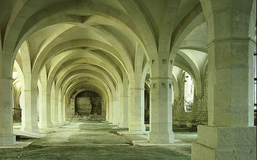 Clairvaux Abbey France Tales Of The Unexpected Telegraph