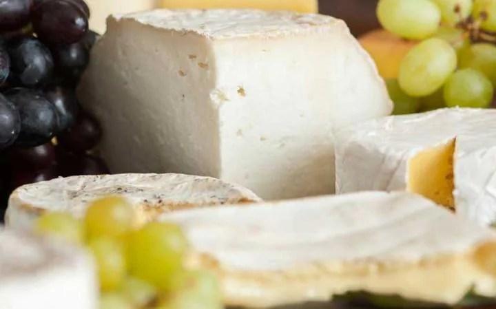 Around Europe in 18 cheeses
