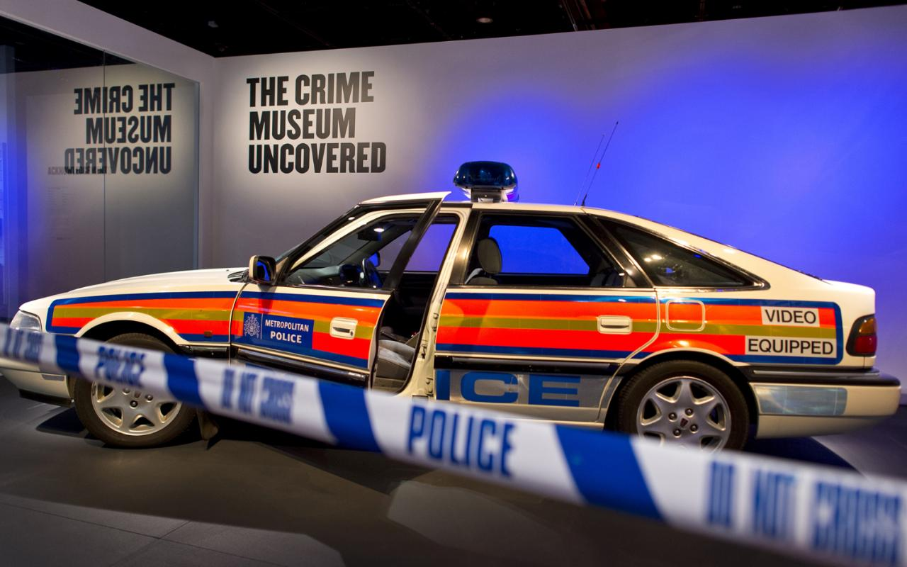 Crime Museum Uncovered Museum Of London