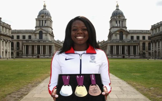 Asha Phillip - London 2017 World Championships vows medals are made to last – not to rust like Rio 2016 prizes did
