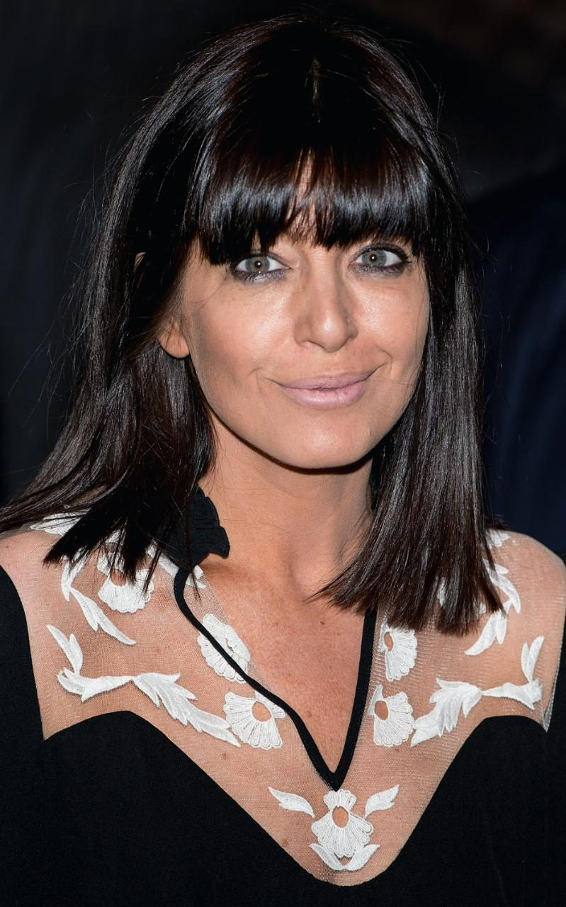 Claudia Winkleman I Either Like To Be Incredibly Pale Or
