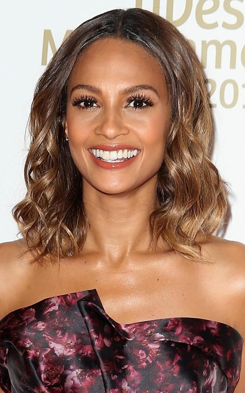 Alesha Dixon Reveals Her Beauty Tips Tricks And Icons