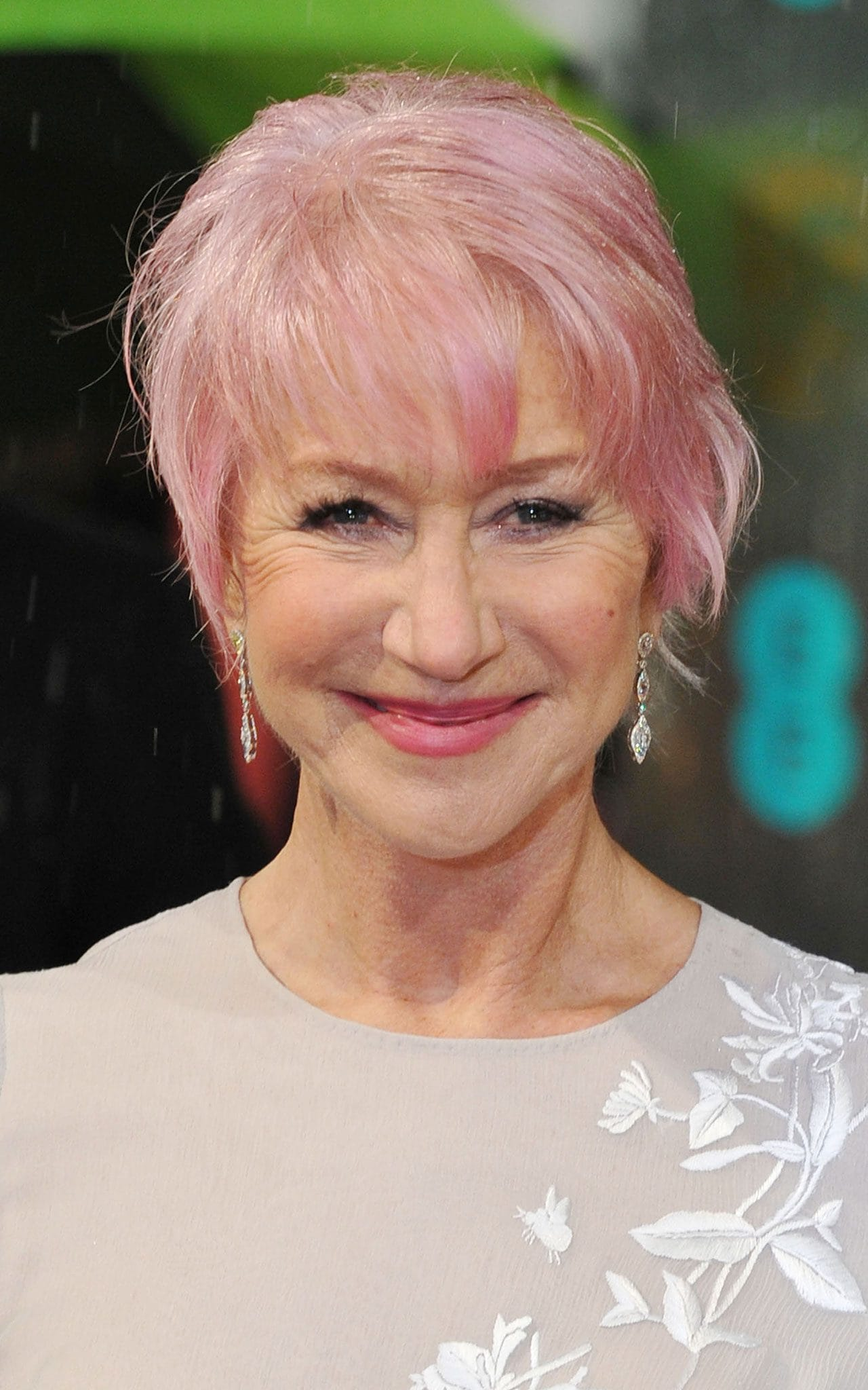 Why Women Over 40 Are Tapping Into The Crazy Colour Hair