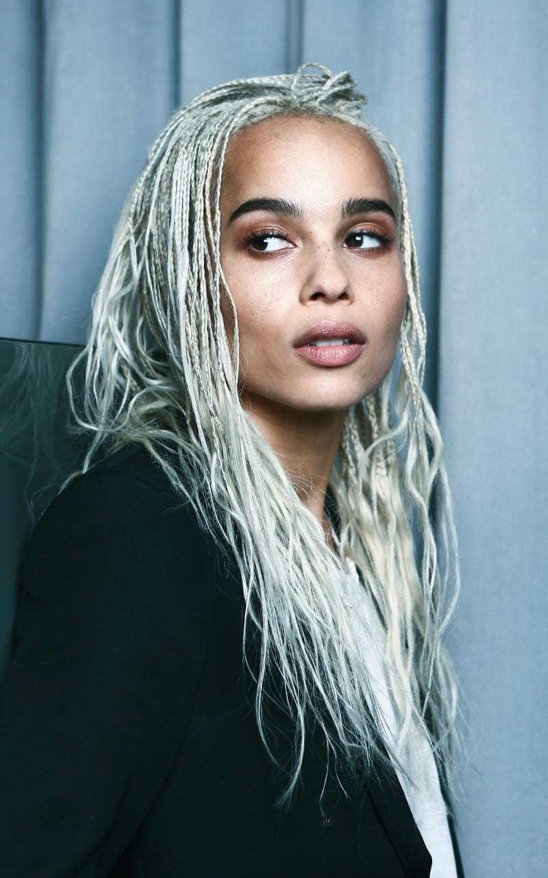 Zoe Kravitz Beauty Cant Be Defined By Race Gender Or Age