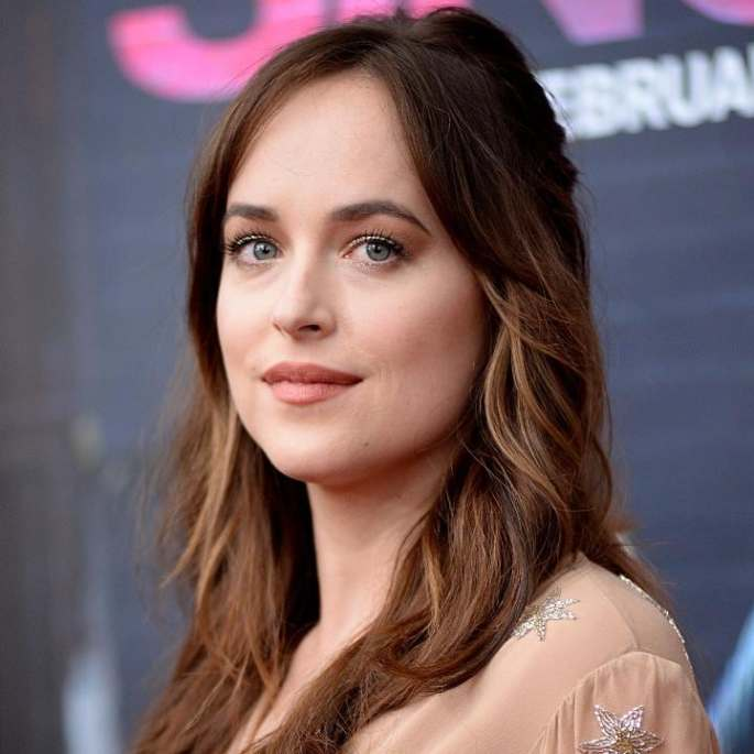Dakota Johnson at the premiere of How To Be Single
