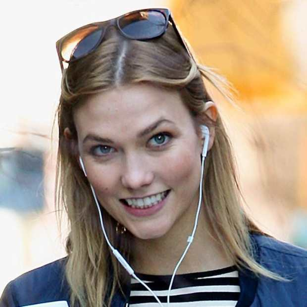 Karlie Kloss in New York