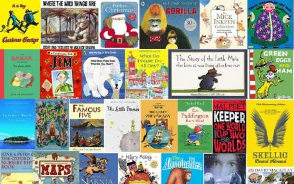 100 Best Childrens Books of All Time