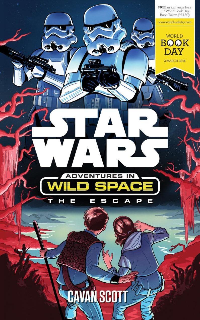 Star Wars: Adventures in Wild Space by Cavan Scott
