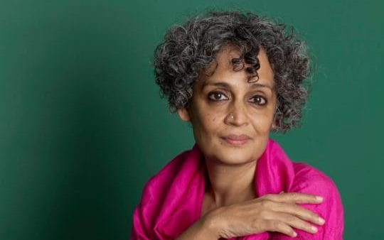 Image result for arundhati roy
