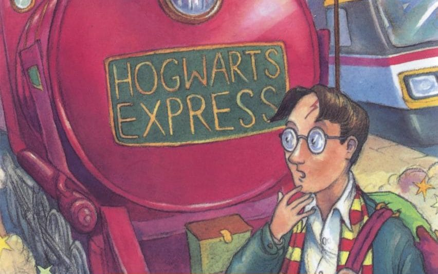 Harry Potter First Edition Worth 40000 Stolen From Bookshop