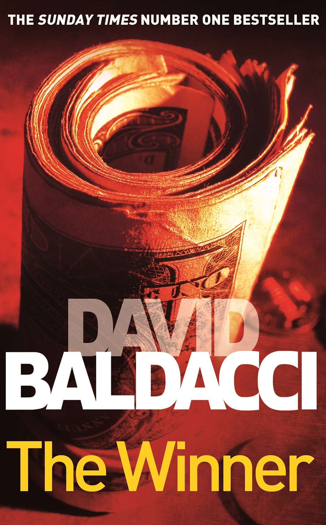 David Baldacci My Five Best Books