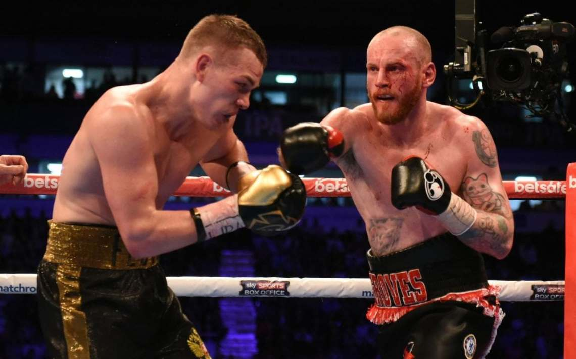 Image Result For George Groves