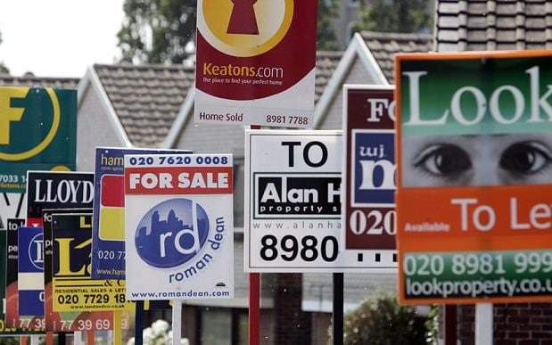 There has been a slowdown in the housing market