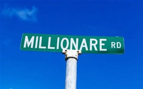 Image result for Millionaires