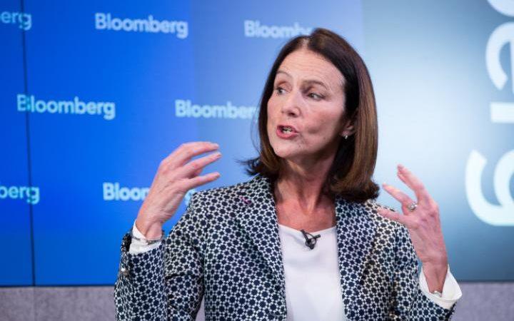 Carolyn Fairbairn, director general of the Confederation of British Industry