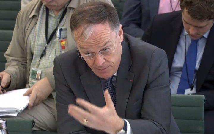 Chief Executive Officer of EDF Energy, Vincent de Rivaz