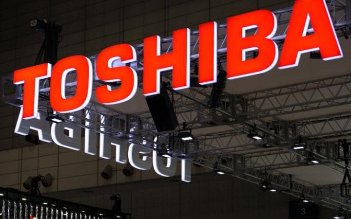 Toshiba has been struggling because of the difficulties in the nuclear arm