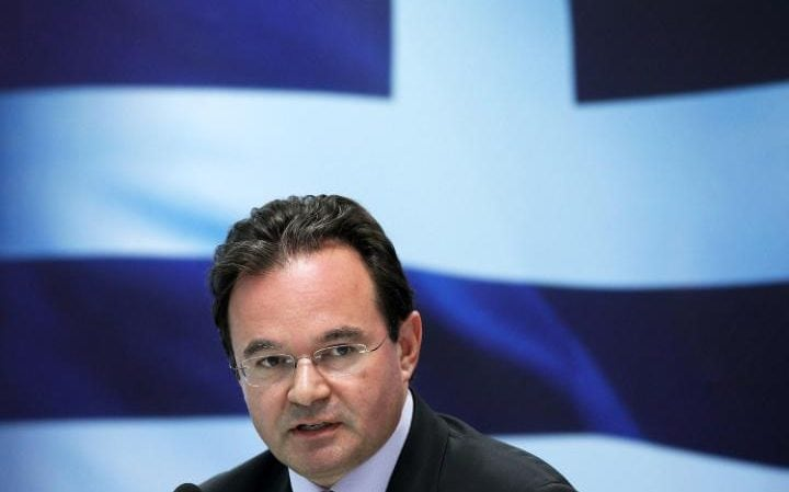 George Papaconstantinou was Greek finance minister from 2009 to 2011