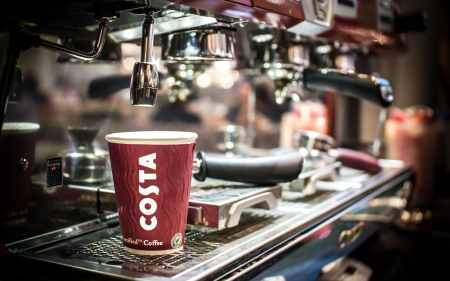 Image result for Coca-Cola to Buy Costa Chains for £ 3.9bn