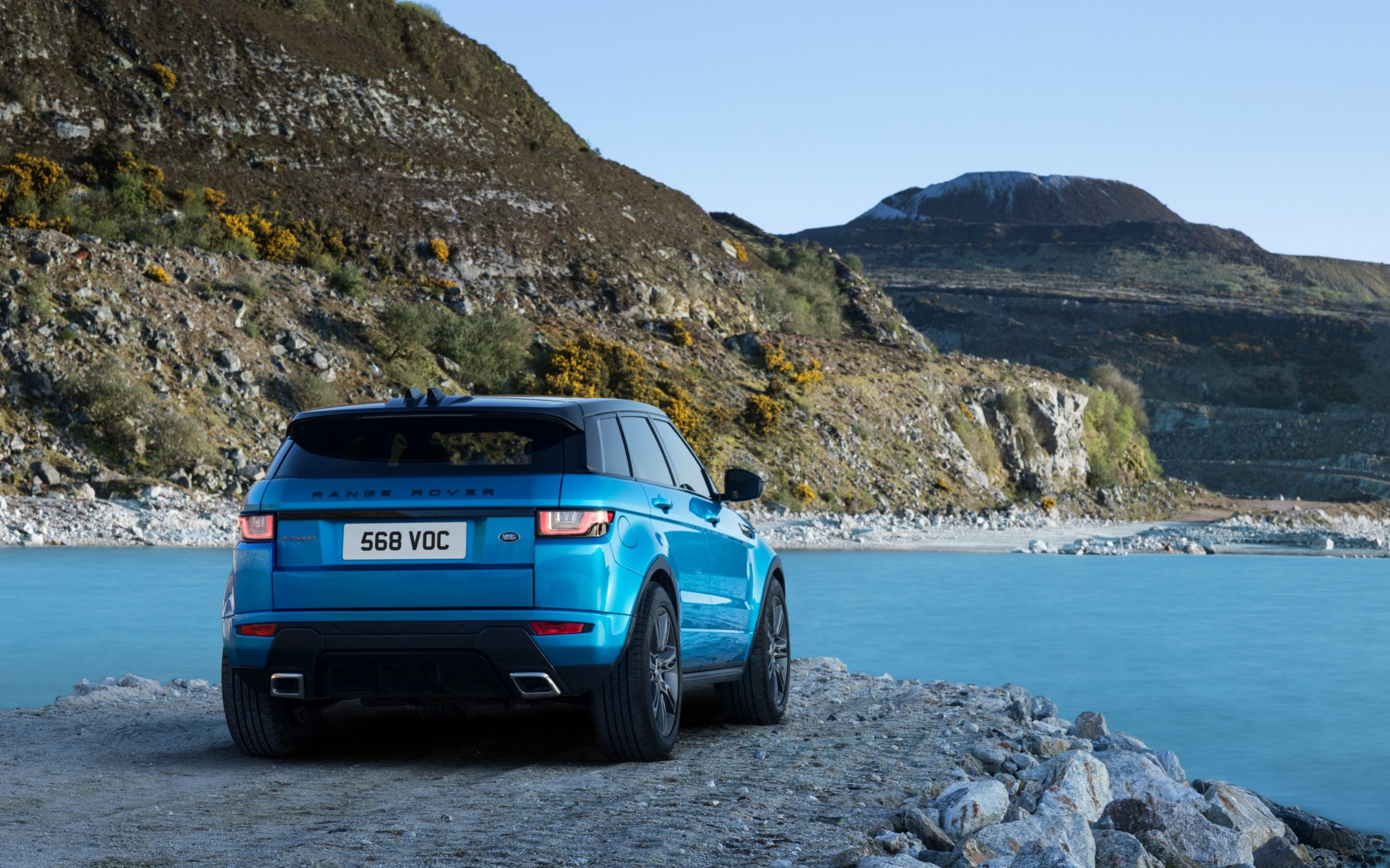 Range Rover Evoque Landmark – JLR launches special edition to