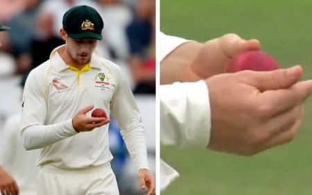 Image result for Australian Ball tampering in recent match