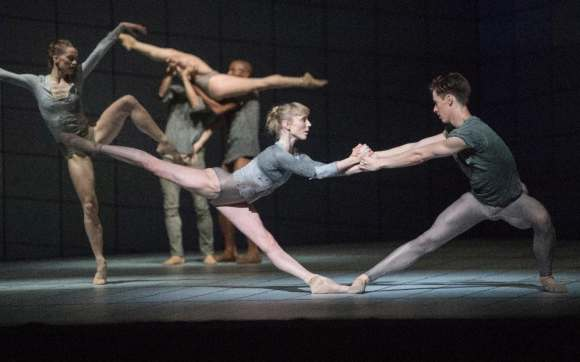 What Wayne McGregor could learn from Ridley Scott – review