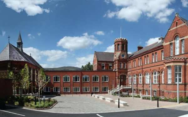 St Mary's University College Belfast guide
