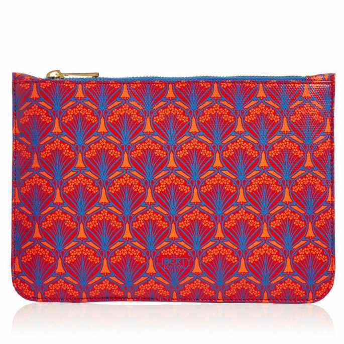 Liberty London pouch, £95, Liberty