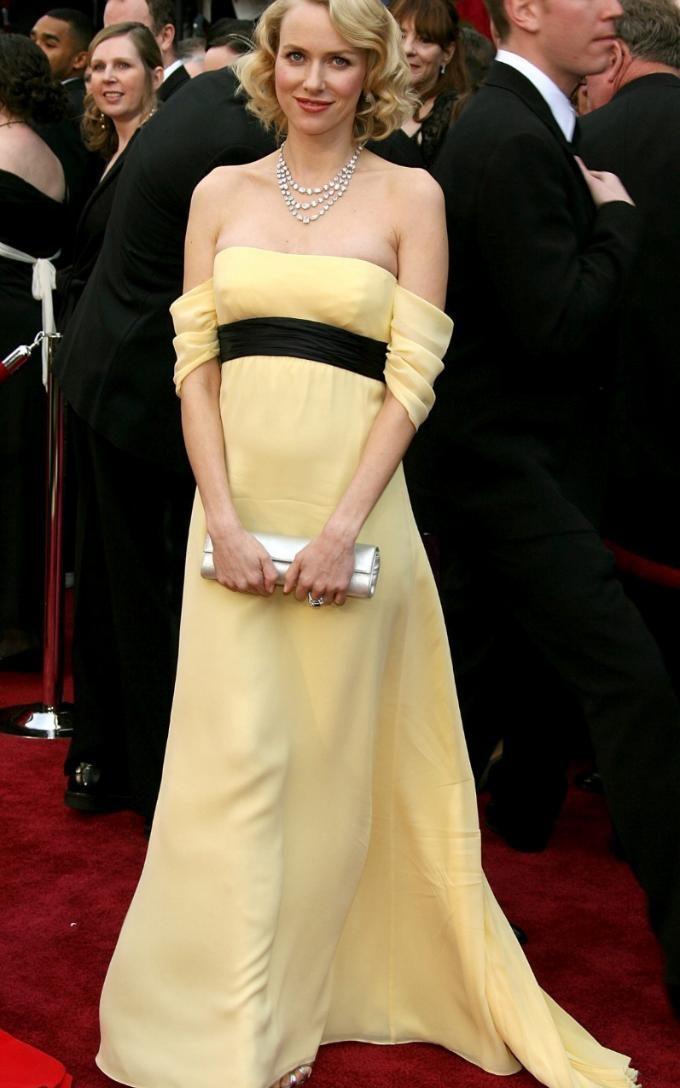 Naomi Watts Escada Oscars 2007