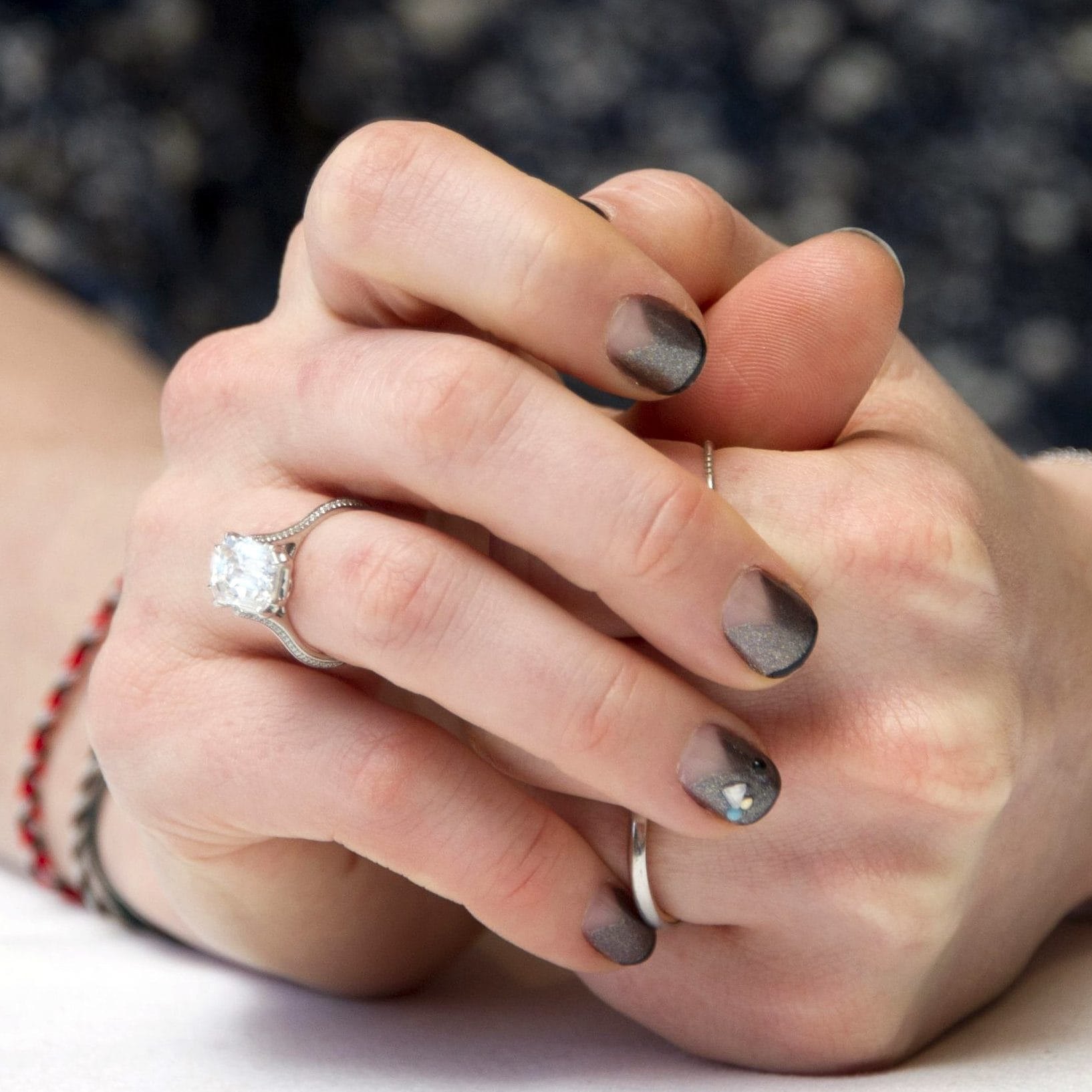 Anne Hathaway Engagement Ring Celebrity Engagement Rings