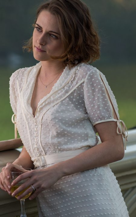 Chanel Recreated Pieces From Its Archive For Kristen Stewarts Costumes In Woody Allens Glamorous New Film Cafe Society