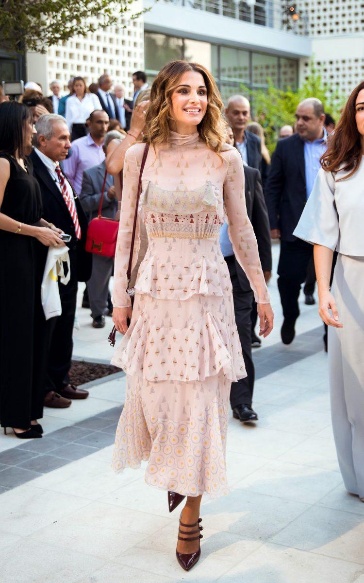Queen Rania - Yordania.