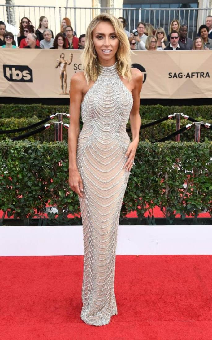 Giuliana Rancic SAG Awards
