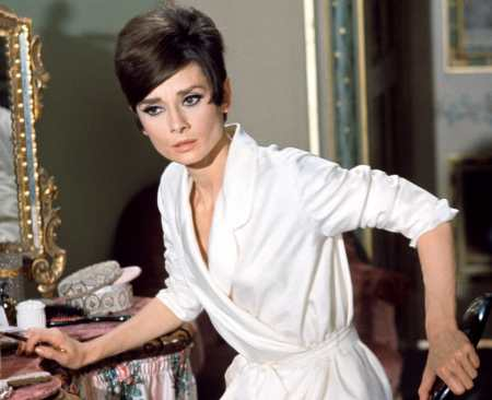 Image result for audrey hepburn in how to steal a million