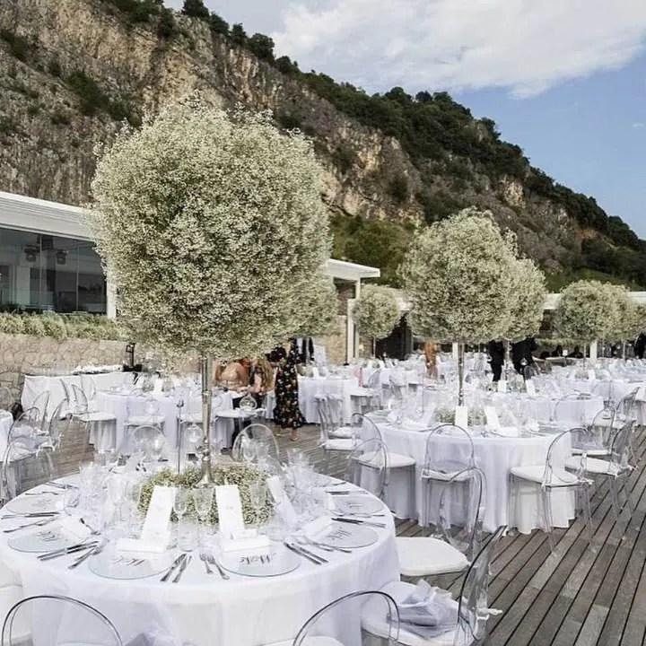 Victoria Swarovski wedding