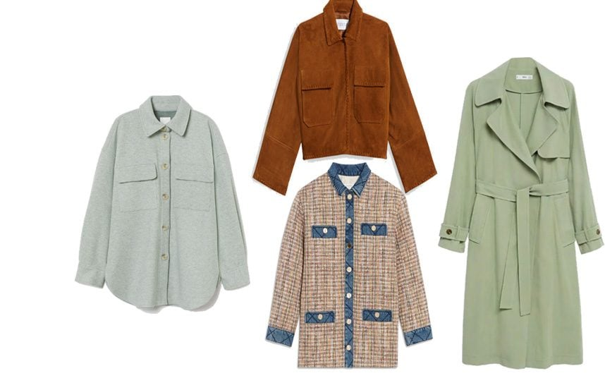 best jackets for spring