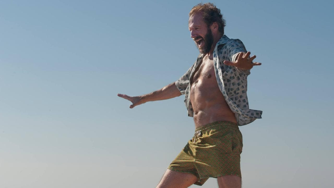 Image result for a bigger splash