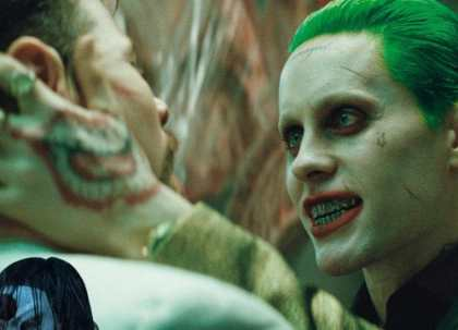 The Joker & Captain Griggs Suicide Squad - telegraph.co.uk