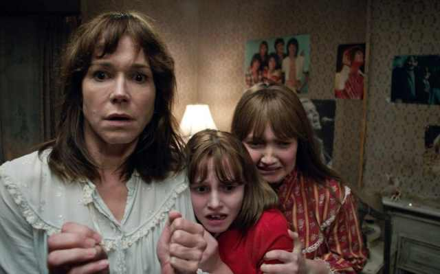 Image result for hodgson family conjuring 2