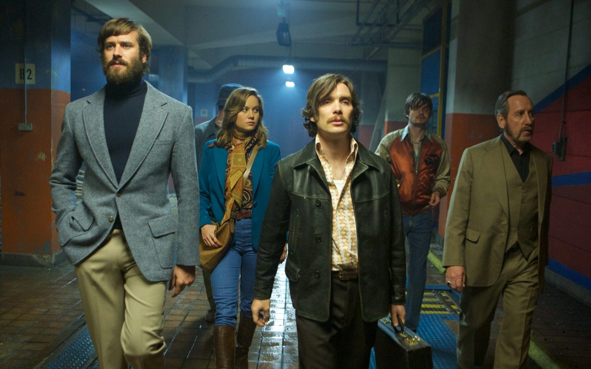 Free Fire review: Ben Wheatley's mad, bloodthirsty contraption