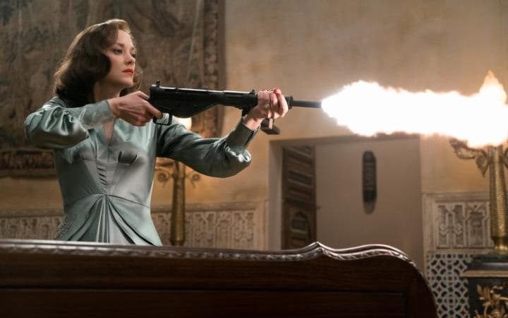 Image result for allied film