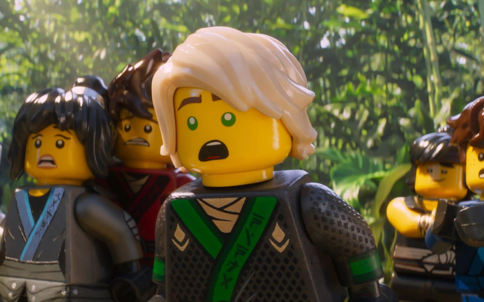The Lego Ninjago Movie review  bamboozlingly inept Creative block  the third Lego film lets the franchise down