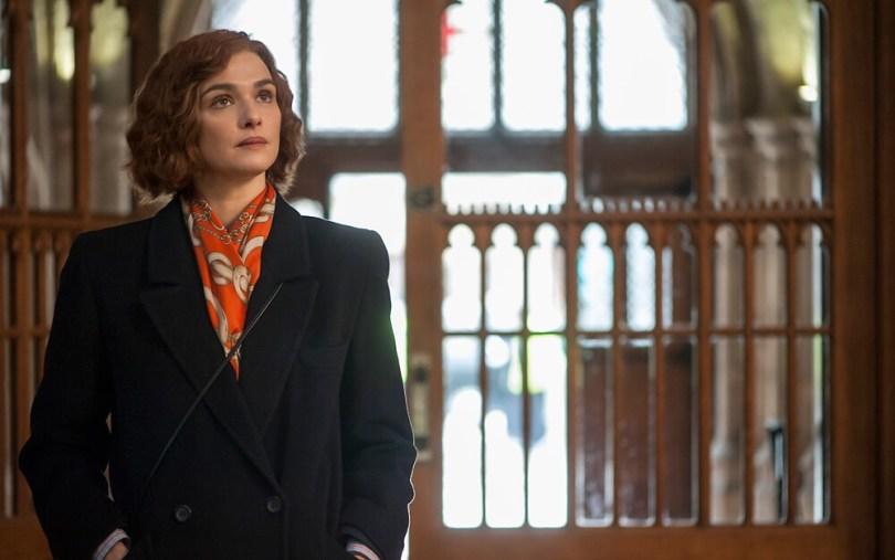 Rachel Weisz dans le rôle de Deborah E Lipstadt dans Denial